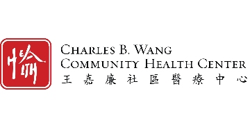 Charles B. Wang Community Health Center logo