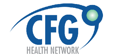 CFG Health Systems logo