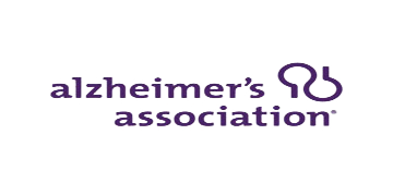 The Alzheimer's Association logo