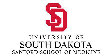 University of South Dakota Sanford School of Medicine logo