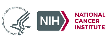 National Cancer Institute National Institutes of Health Department of Health and Human Services logo