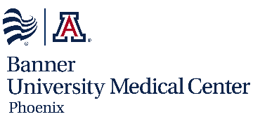 BANNER UNIVERSITY MEDICAL CENTER - PHOENIX (BUMC - P) logo
