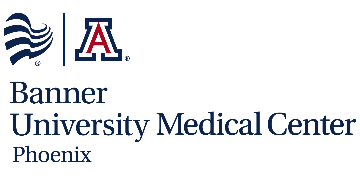 BANNER UNIVERSITY MEDICAL CENTER PHOENIX (BUMCP) logo