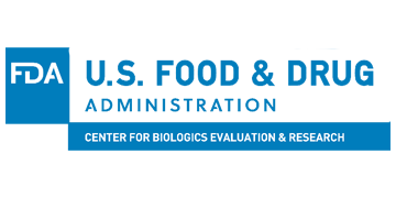 HHS/FDA/CBER (Center for Biologics Evaluation and Research) logo